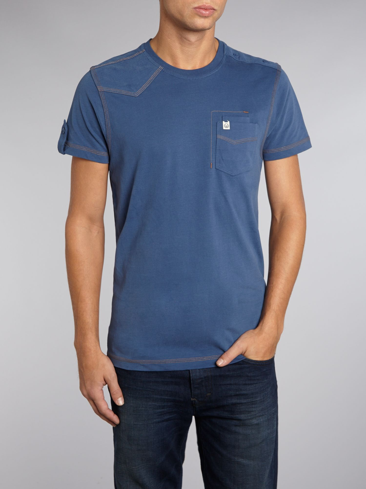Bryce pocket t shirt