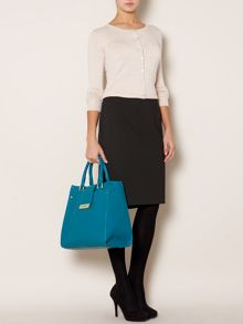 Pindot skirt- reg length
