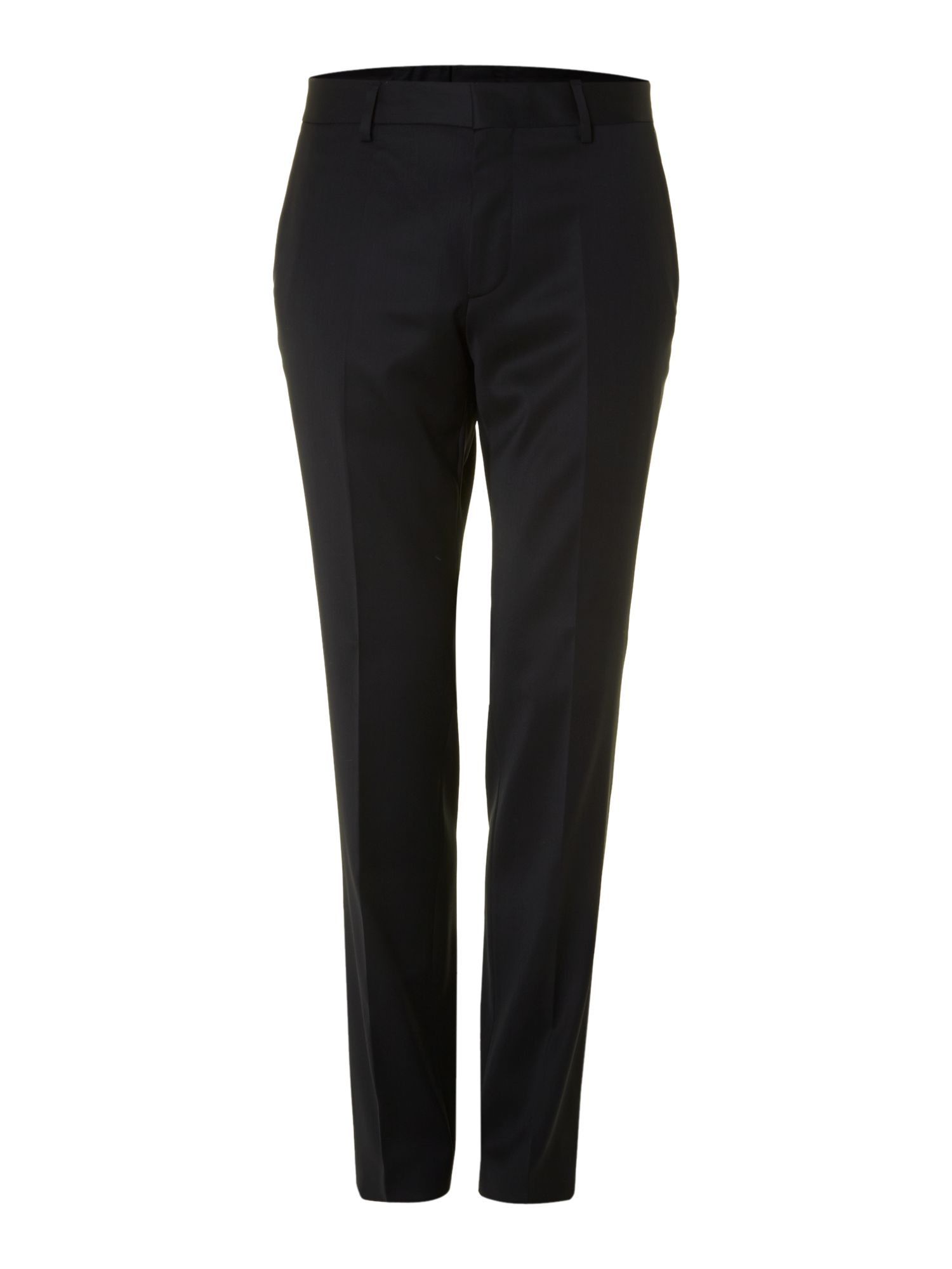 Genesis1 stretch wool slim fit trouser