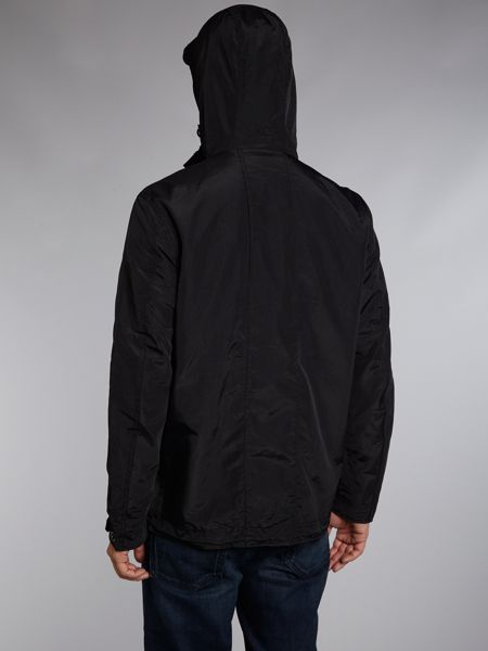 Duck and Cover High density nylon jacket