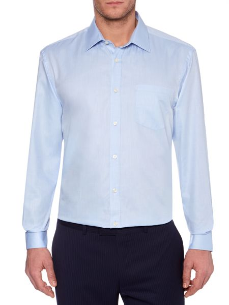 Howick Tailored Egyptian Cotton Regular Fit Shirt