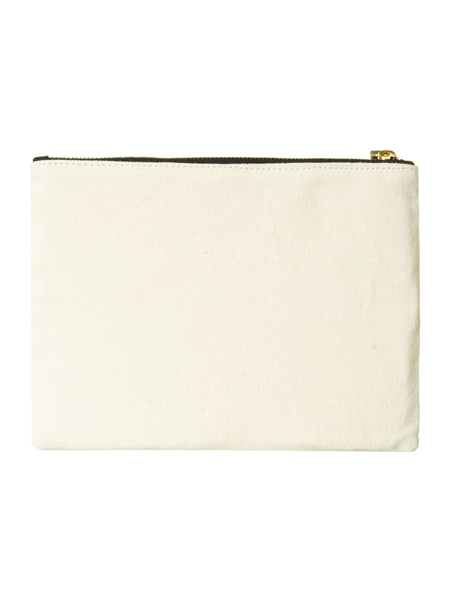 Bag to bar pochette