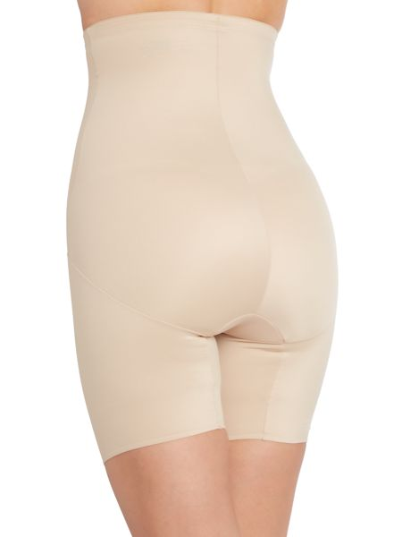 Linea Cut and sew firm control high waist thigh slimmer