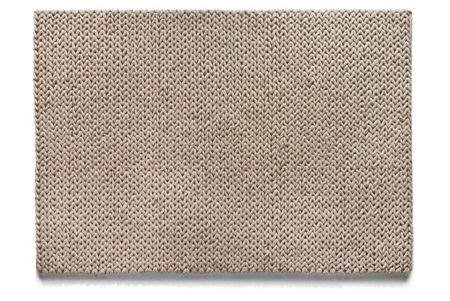 Fusion rug biscuit 120x170
