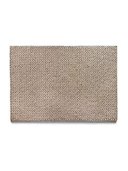 Fusion rug biscuit 80x150