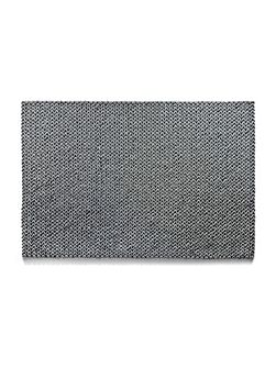 RugGuru Fusion rug grey 80x150