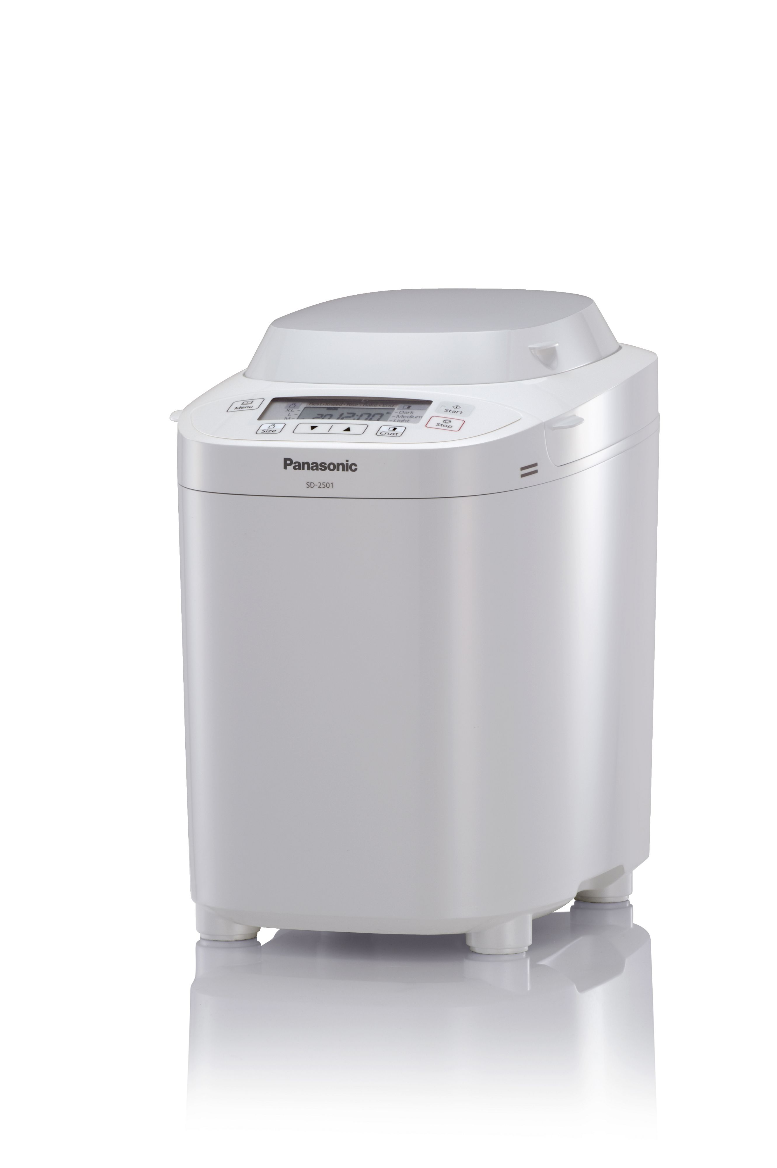 Panasonic breadmaker, white