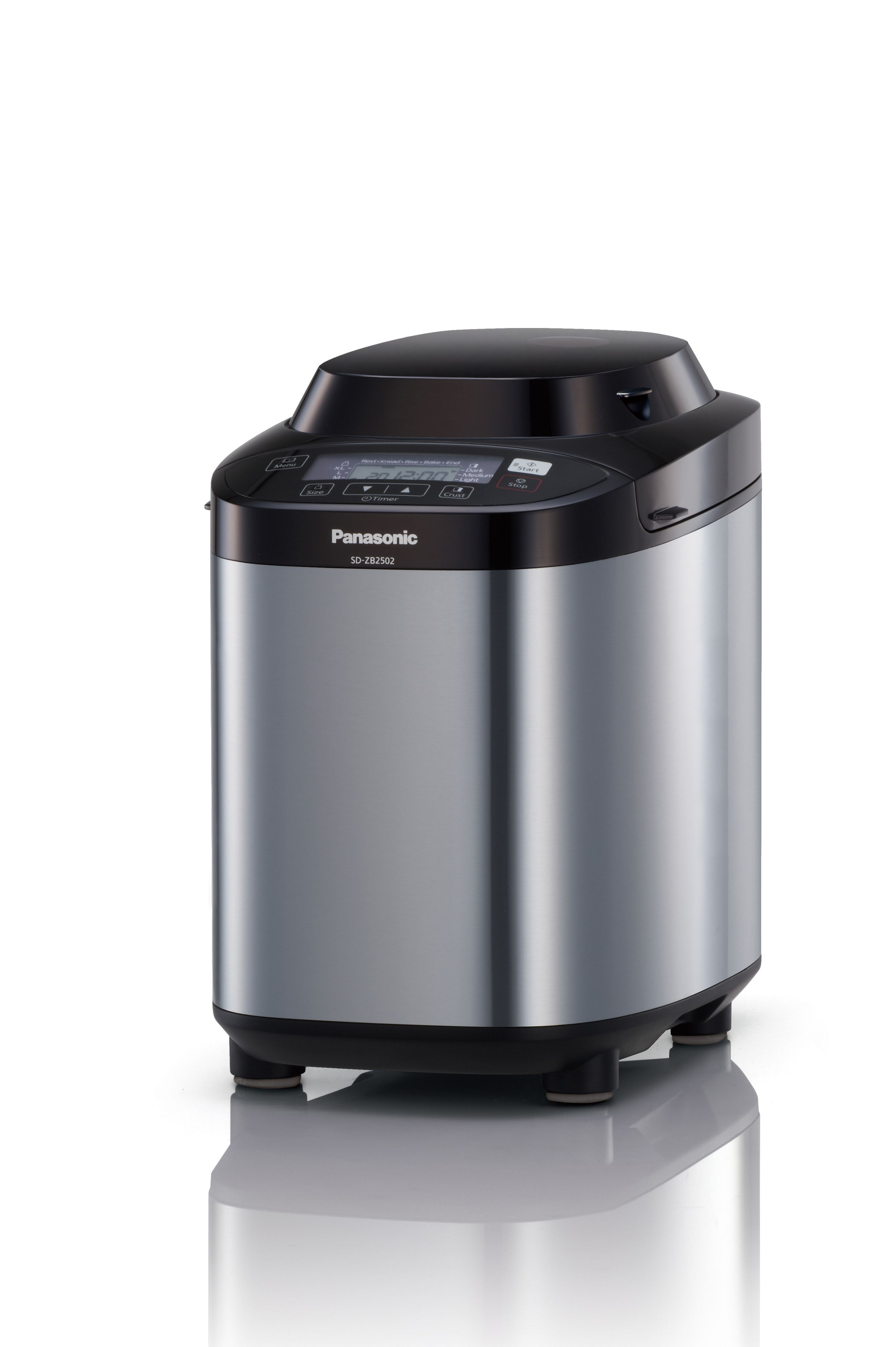 Panasonic bread maker stainless steel
