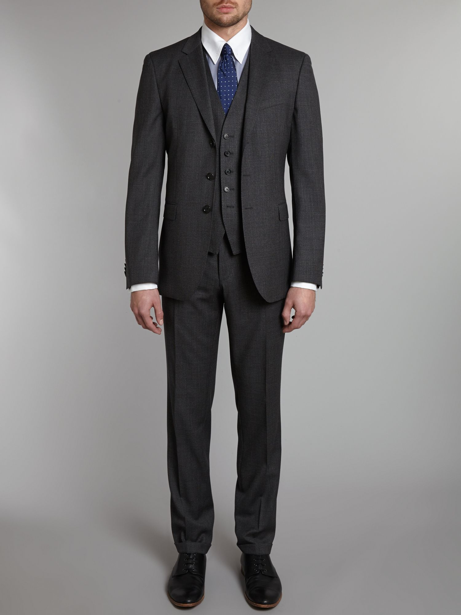 Resko Wize super slim three piece suit