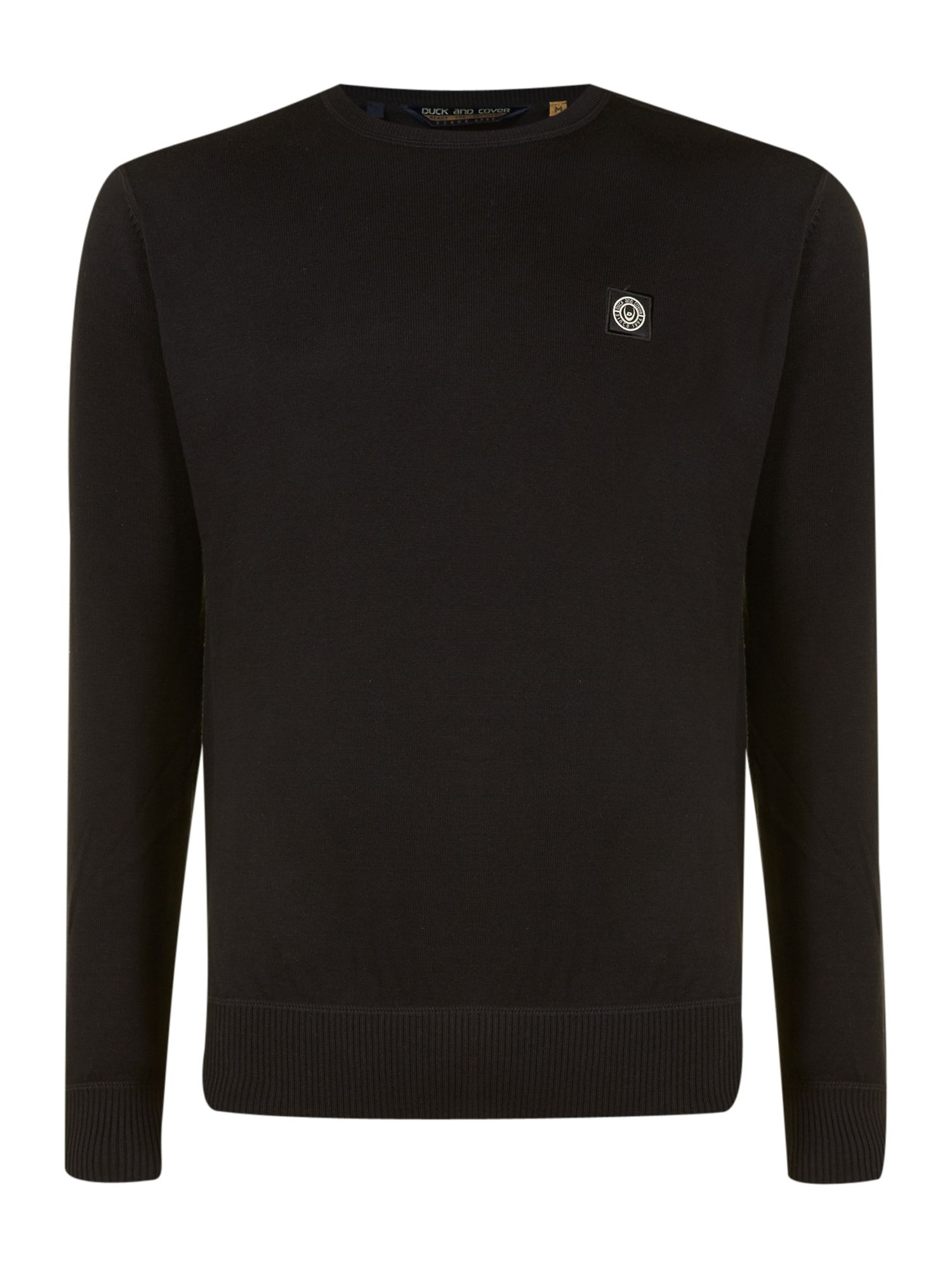 100% cotton fine guage jumper