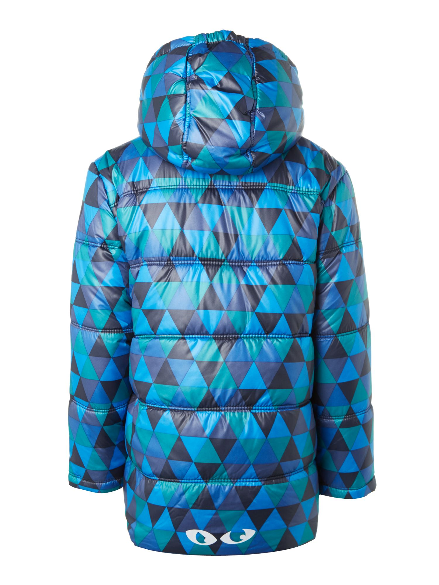 Boy`s all-over print jacket