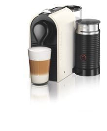 Nespresso Krups U & Milk Pure Cream