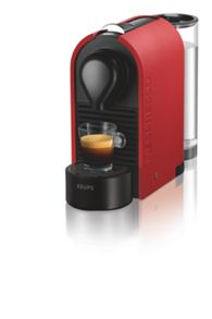 Nespresso Krups U, matt red