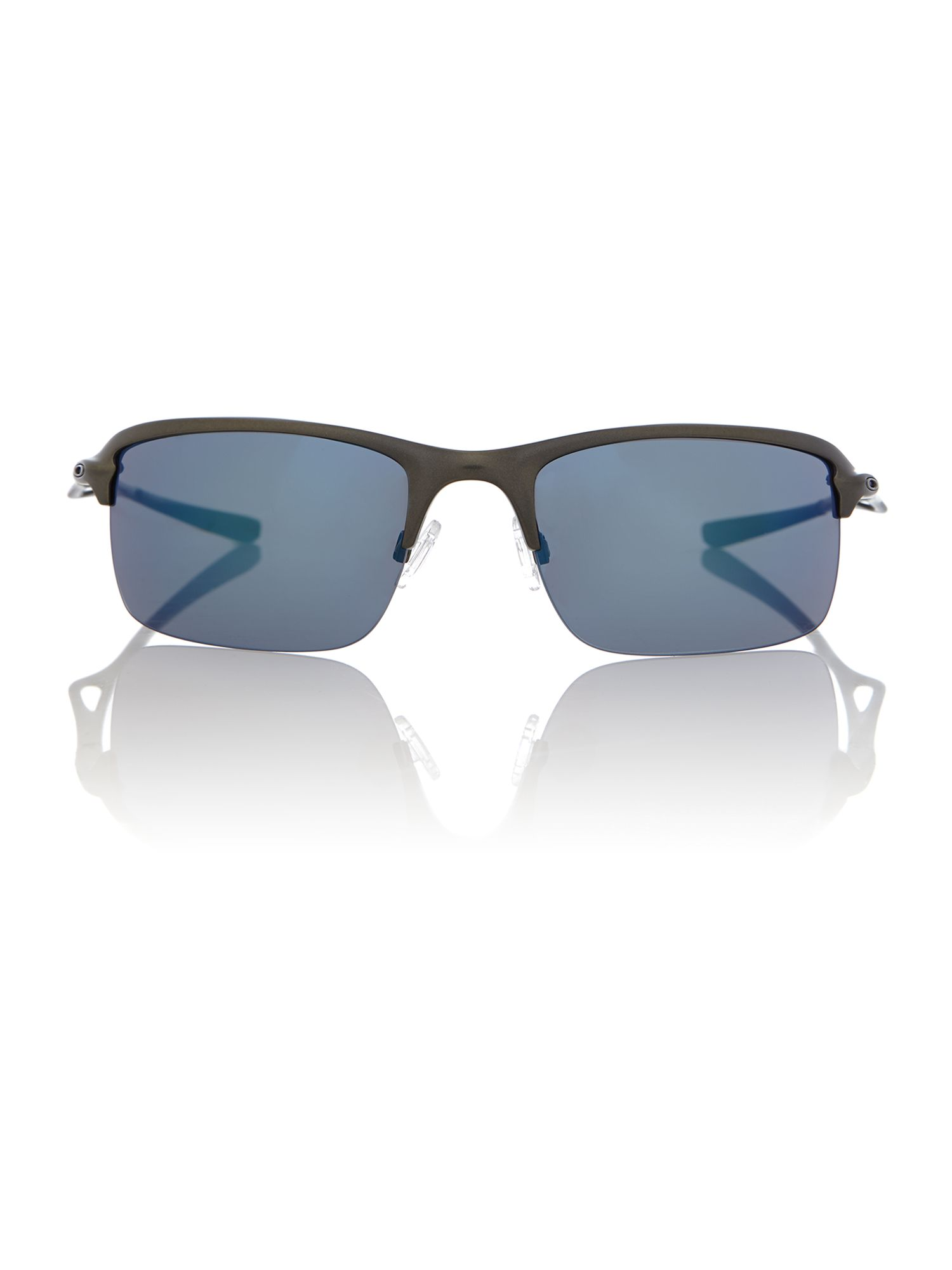 Oo4071 men`s rectangle sunglasses