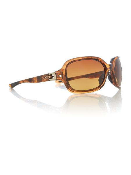 Oakley Ladies pulse torotise brown sunglasses