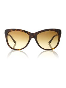 Ralph Lauren Sunglasses Dark havana acetate sunglasses
