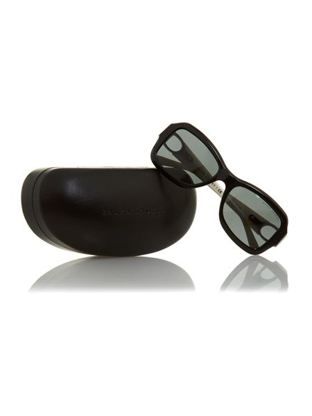 Ralph Lauren Sunglasses Black grey acetate sunglasses
