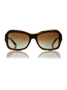 Ralph Lauren Sunglasses Ladies black havana sunglasses