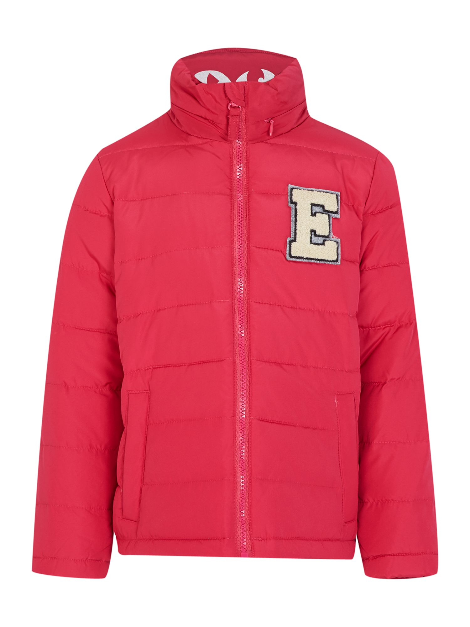 Girl`s padded jacket