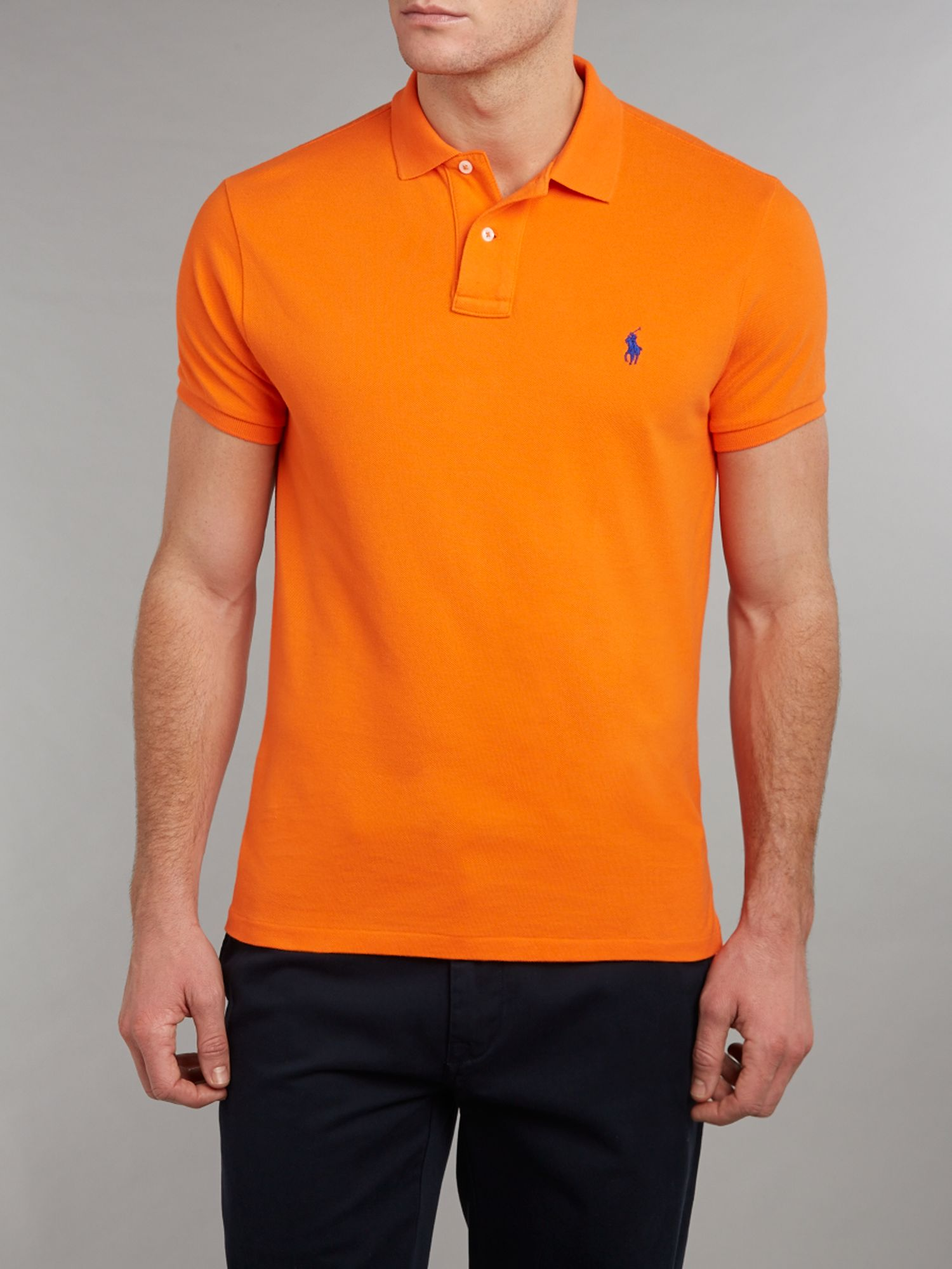 Custom fit polo