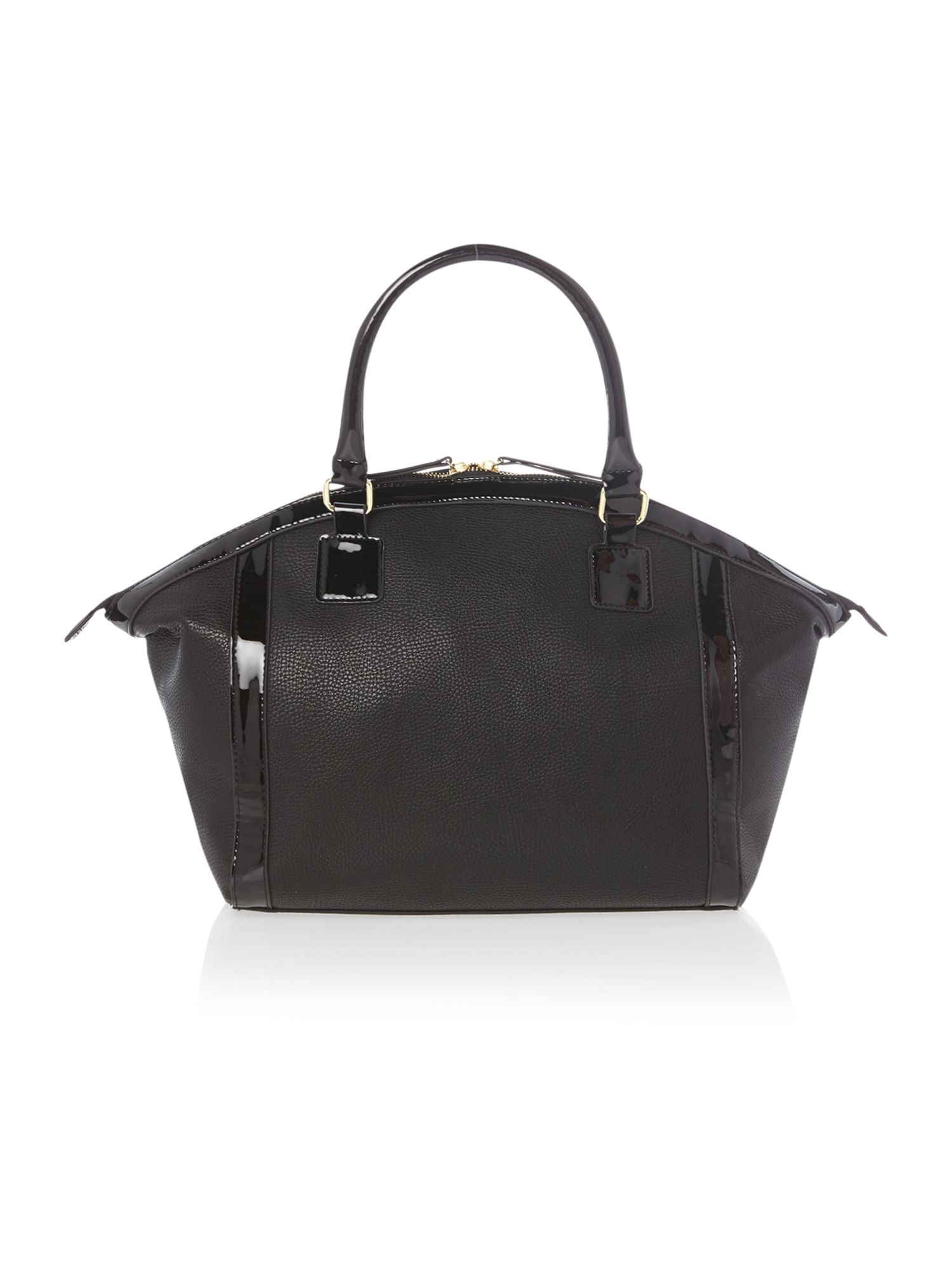 Erica winged bowler bag