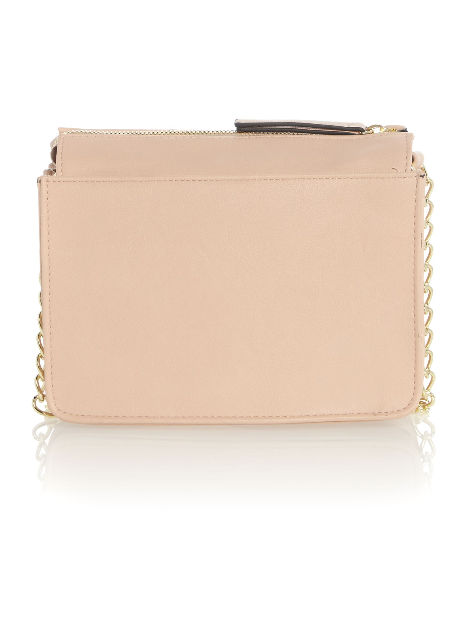 Camilla cross body satchel bag