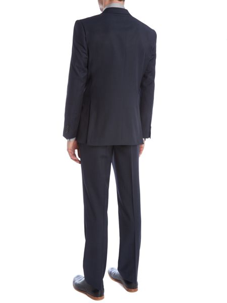 Kenneth Cole Leonard Slim Fit Tonic Nested Suit