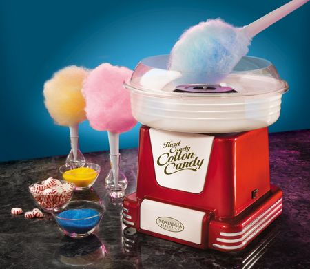 Nostalgia Retro Candy Floss Maker PCM805