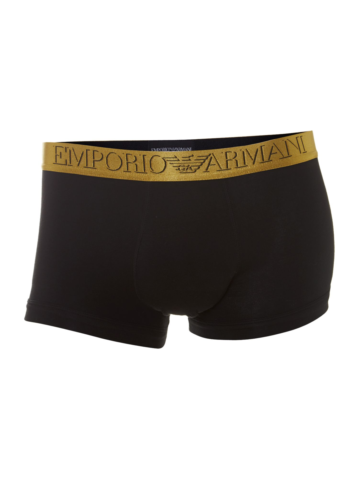 Logo waistband trunk