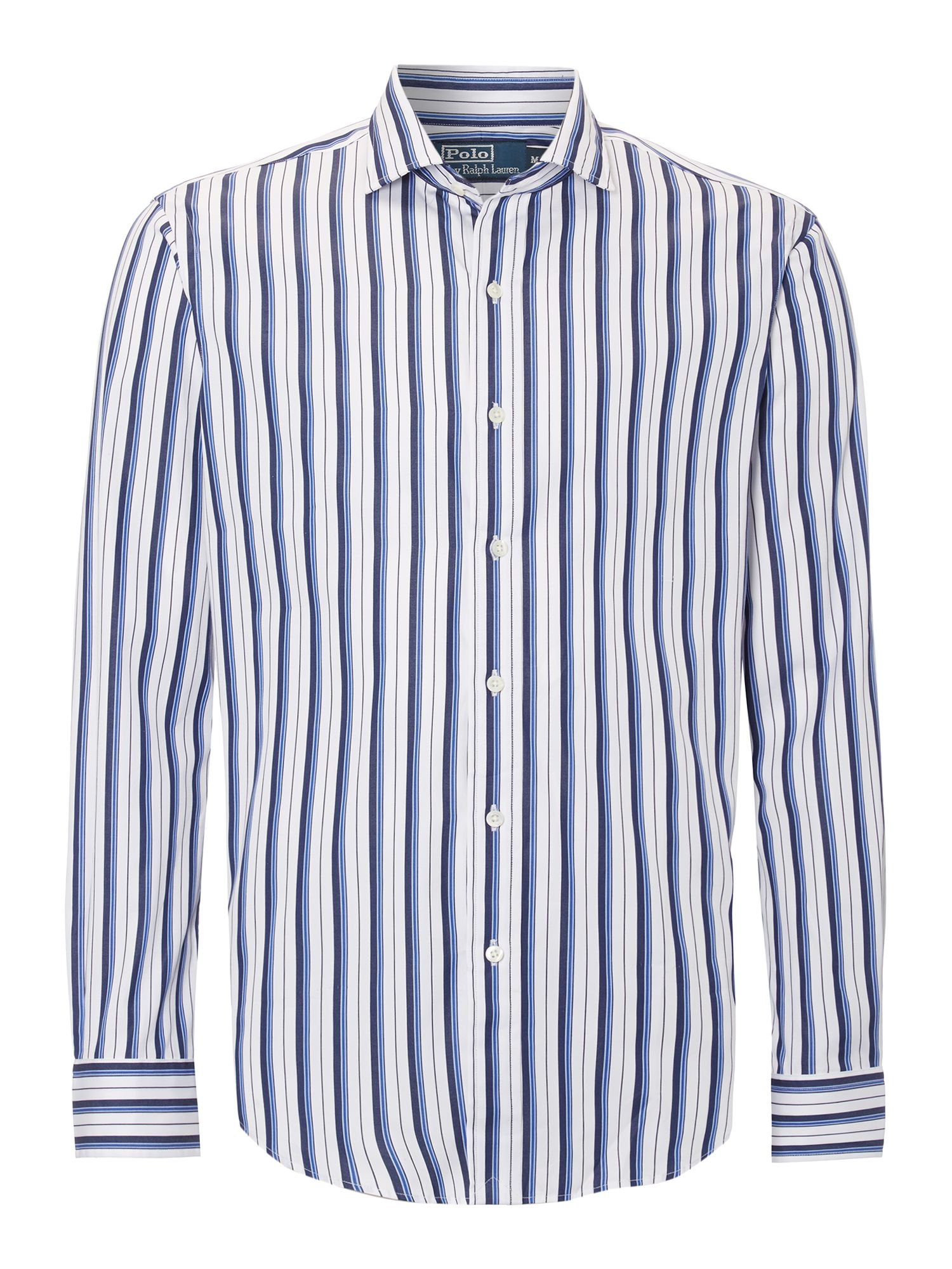 Bold Stripe Long Sleeve Shirt