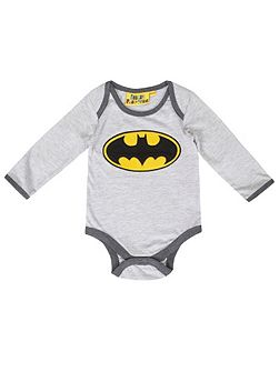 Baby Boys Batman Bodysuit
