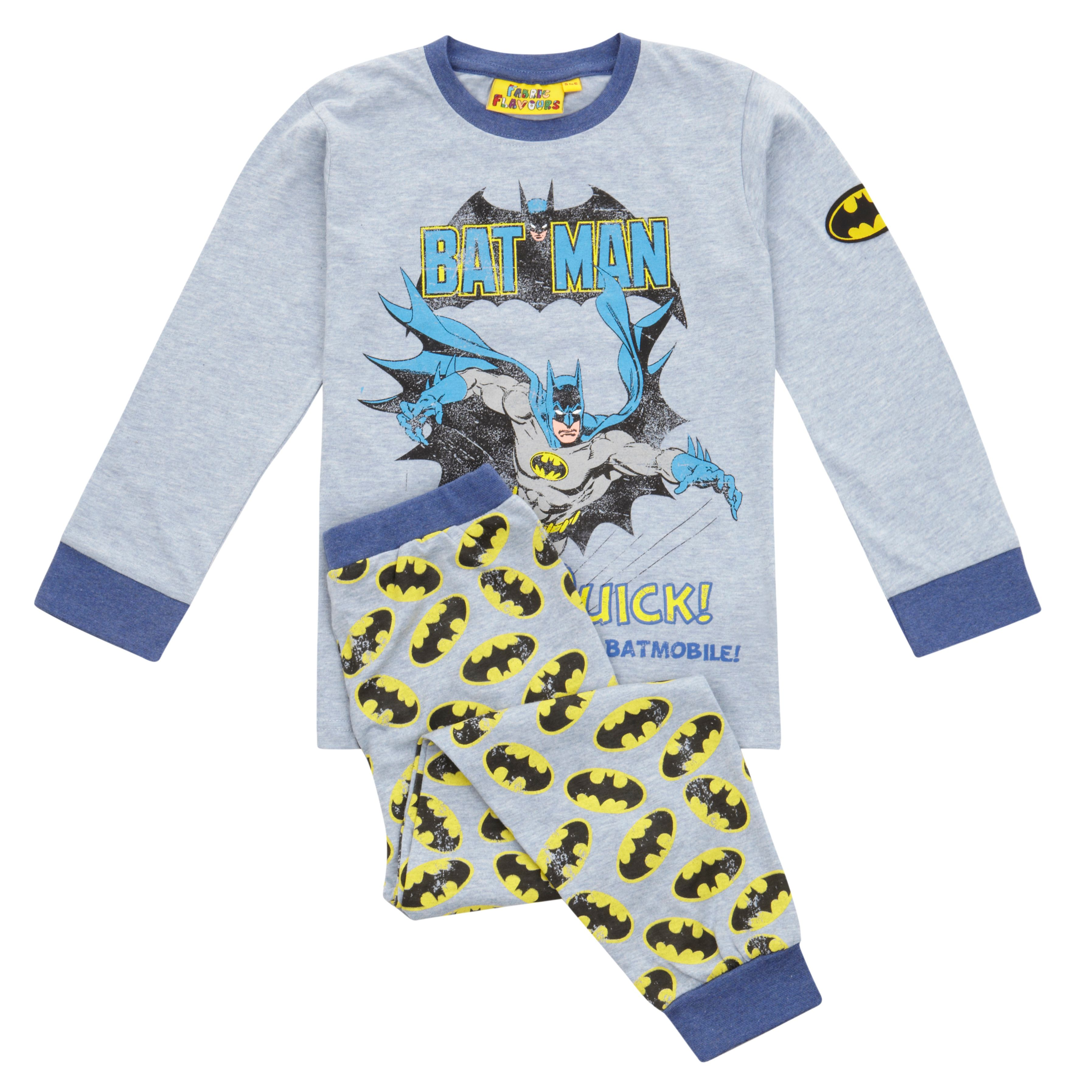 Kid`s Batman `Quick` pyjamas