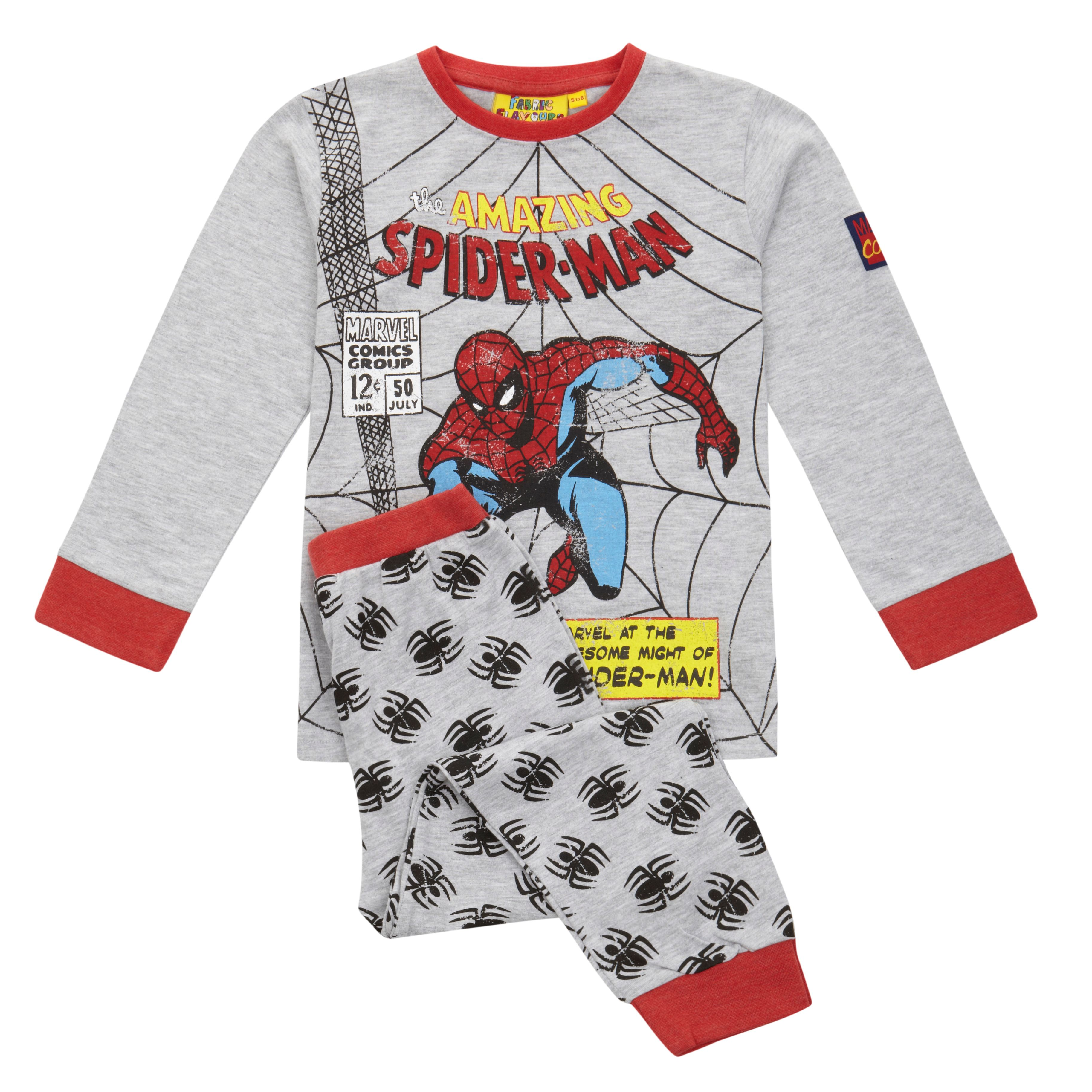 Kid`s Spider-Man `Amazing` pyjamas