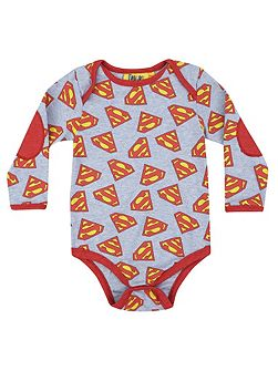 Baby Boys Superman Bodysuit