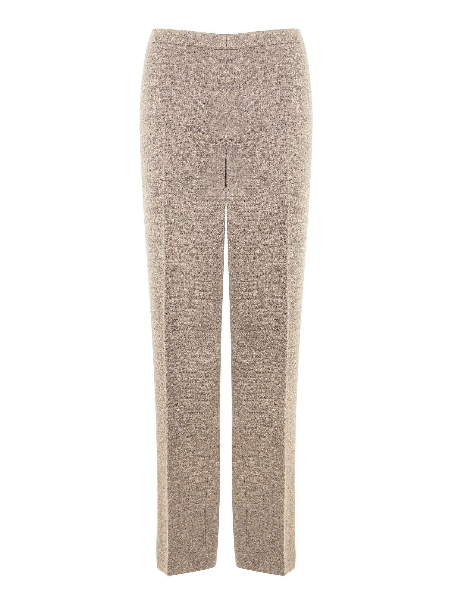 Mink tailored trouser