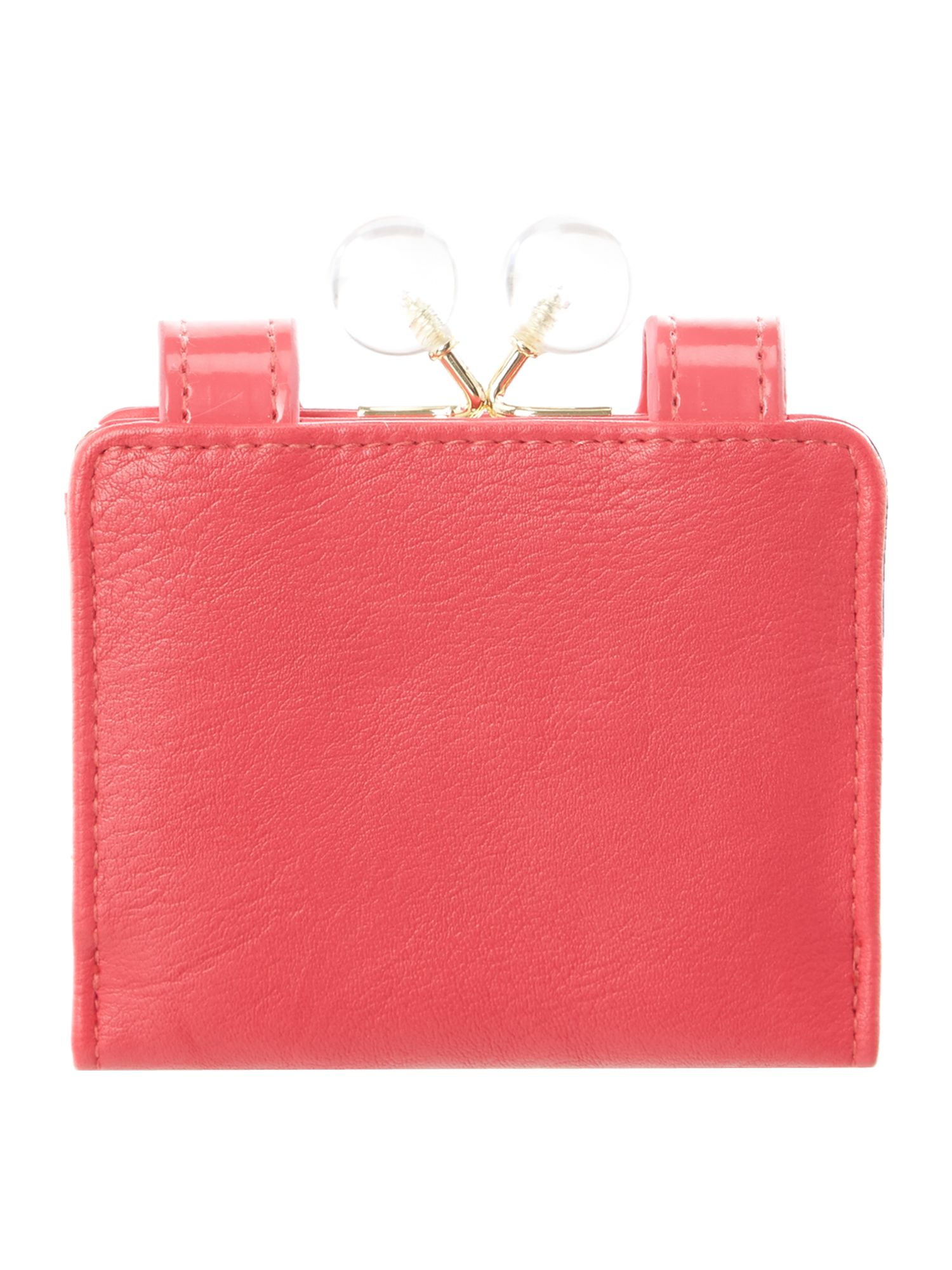 Lena small padlock purse
