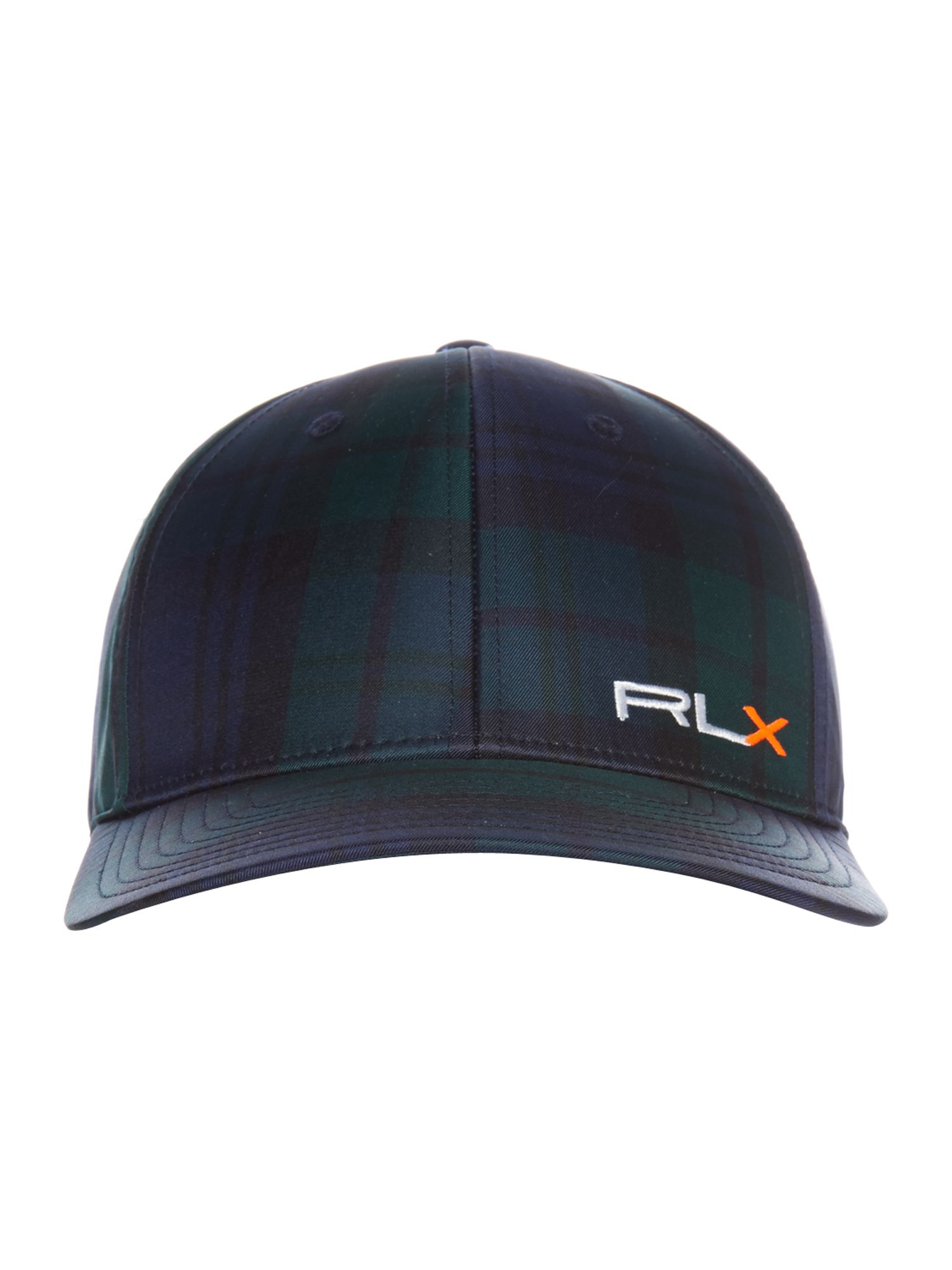 Tartan flex fit golf cap