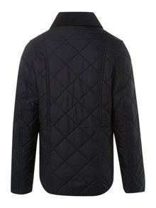 Barbour Boy`s quilted jacket