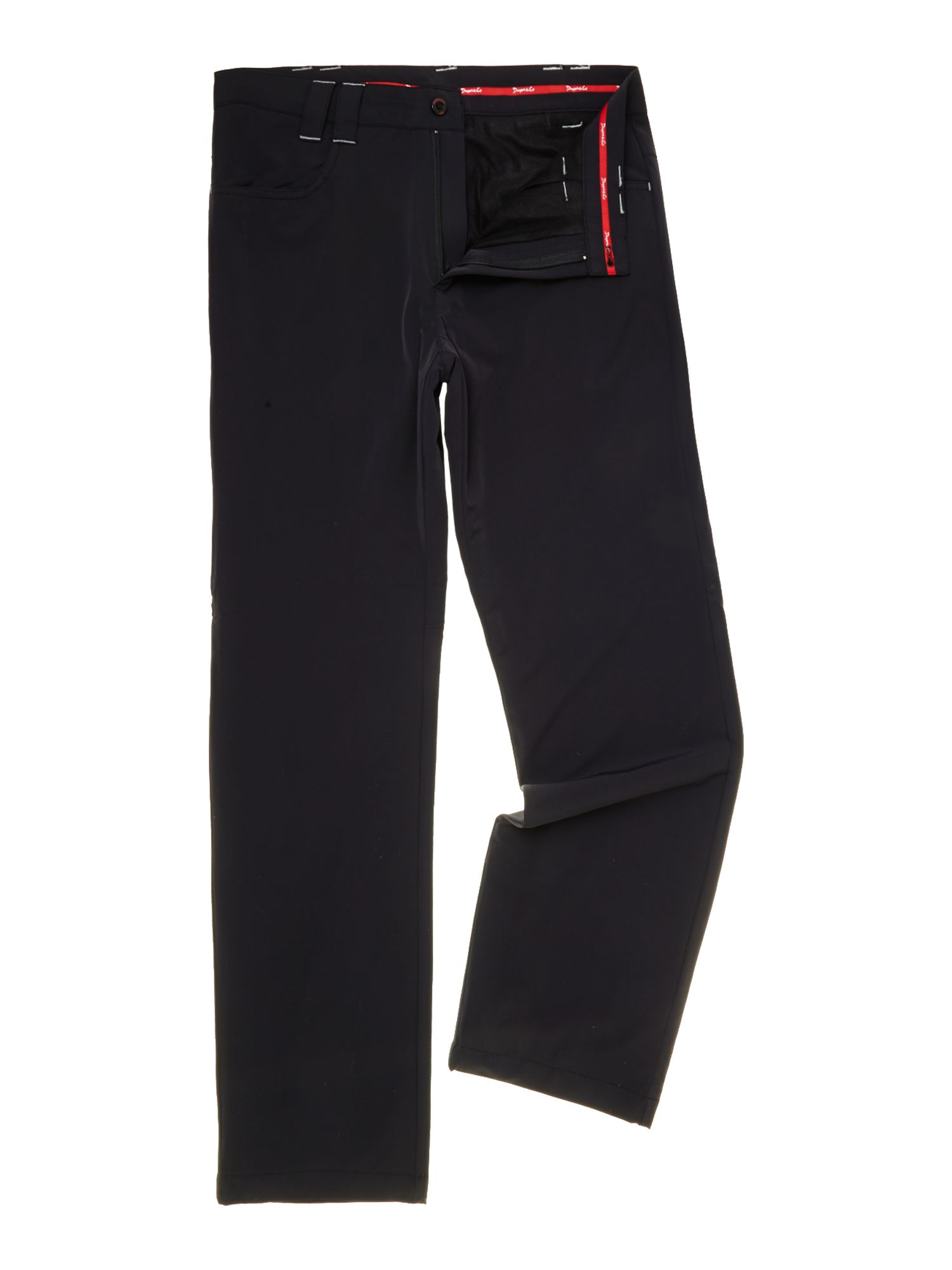 Dwyers and Co Men's Dwyers and Co Motion pro fleece lined trouser, Black