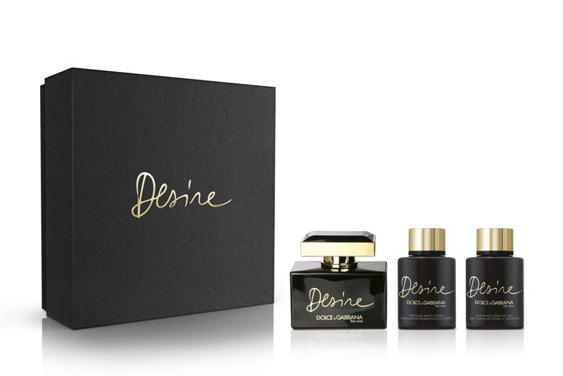 The One Desire Eau de Parfum Set