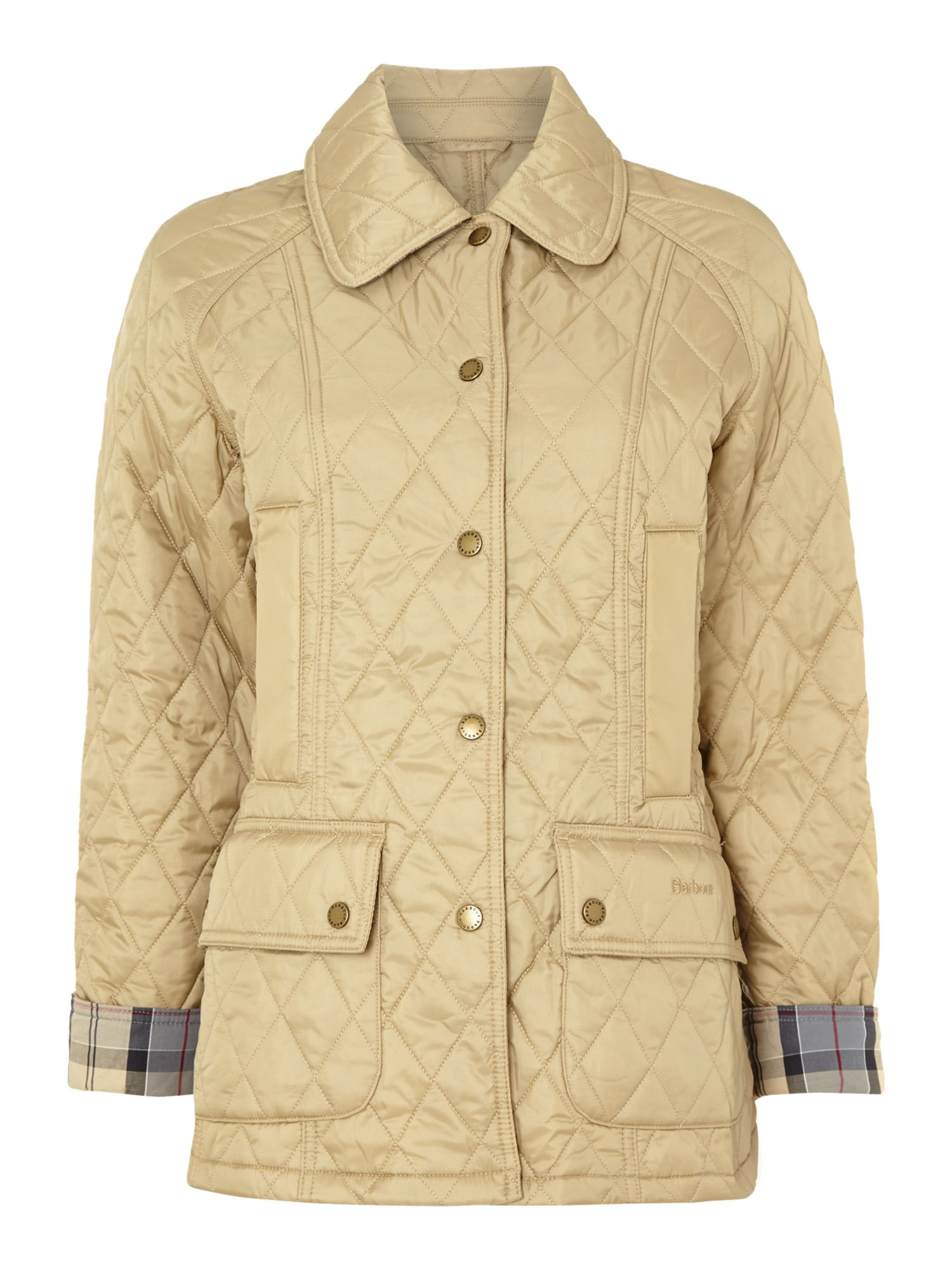 Summer Beadnell Lightweight Quilt Jacket