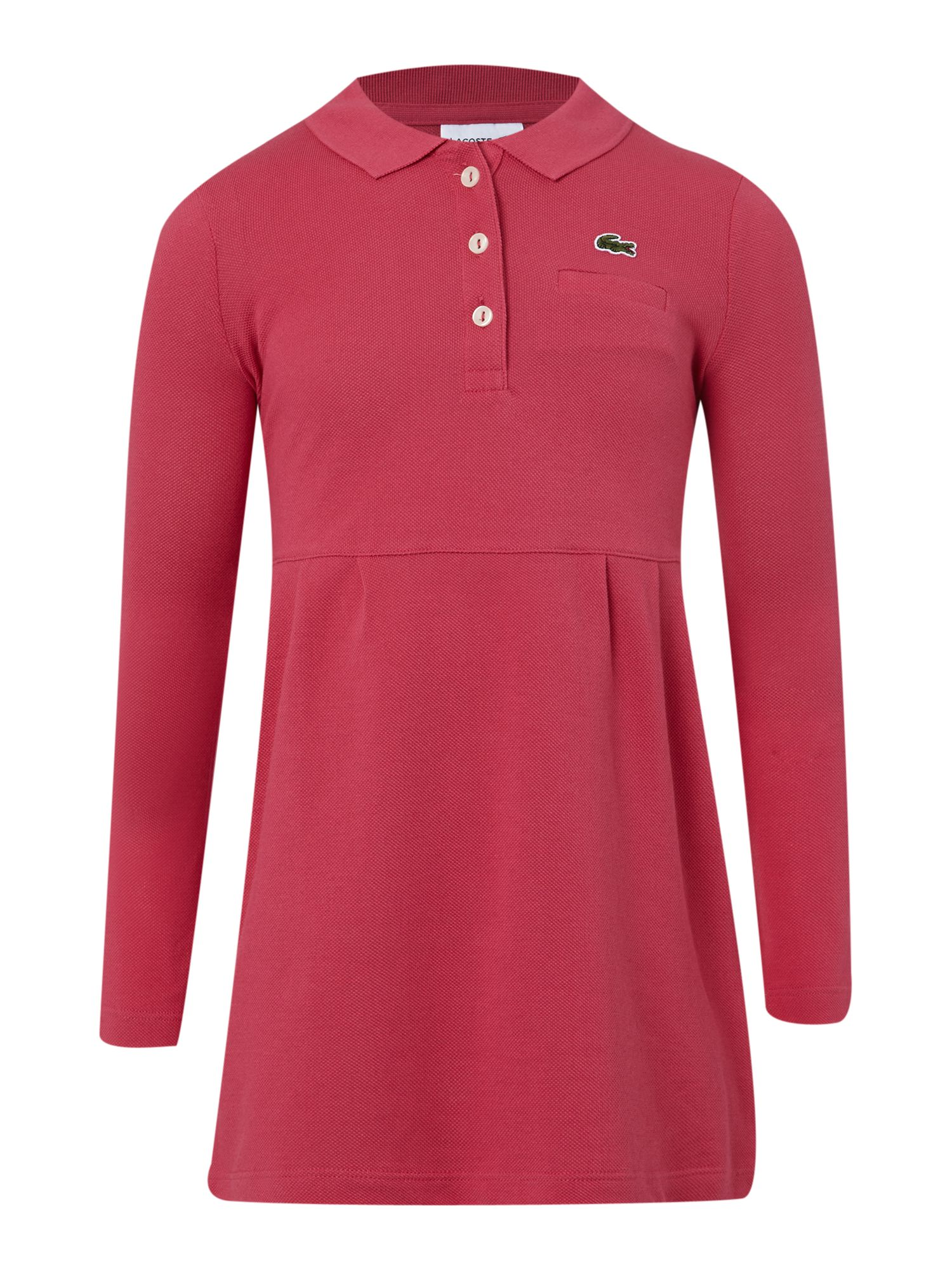 Girl`s polo tennis dress