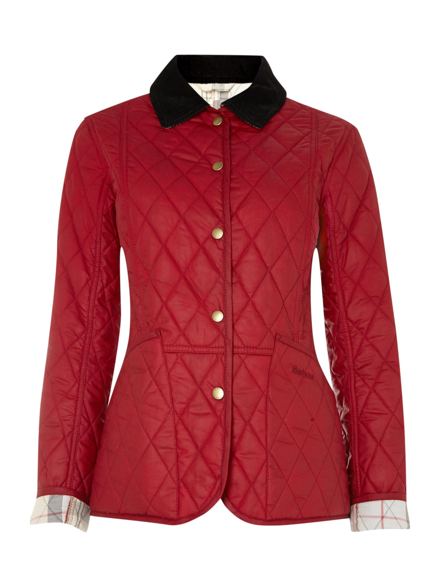 Quilted Wax Summer Liddesdale Jacket