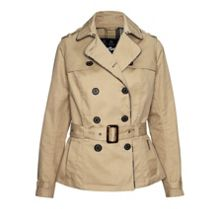 Sycamore Double Breasted Trench Coat