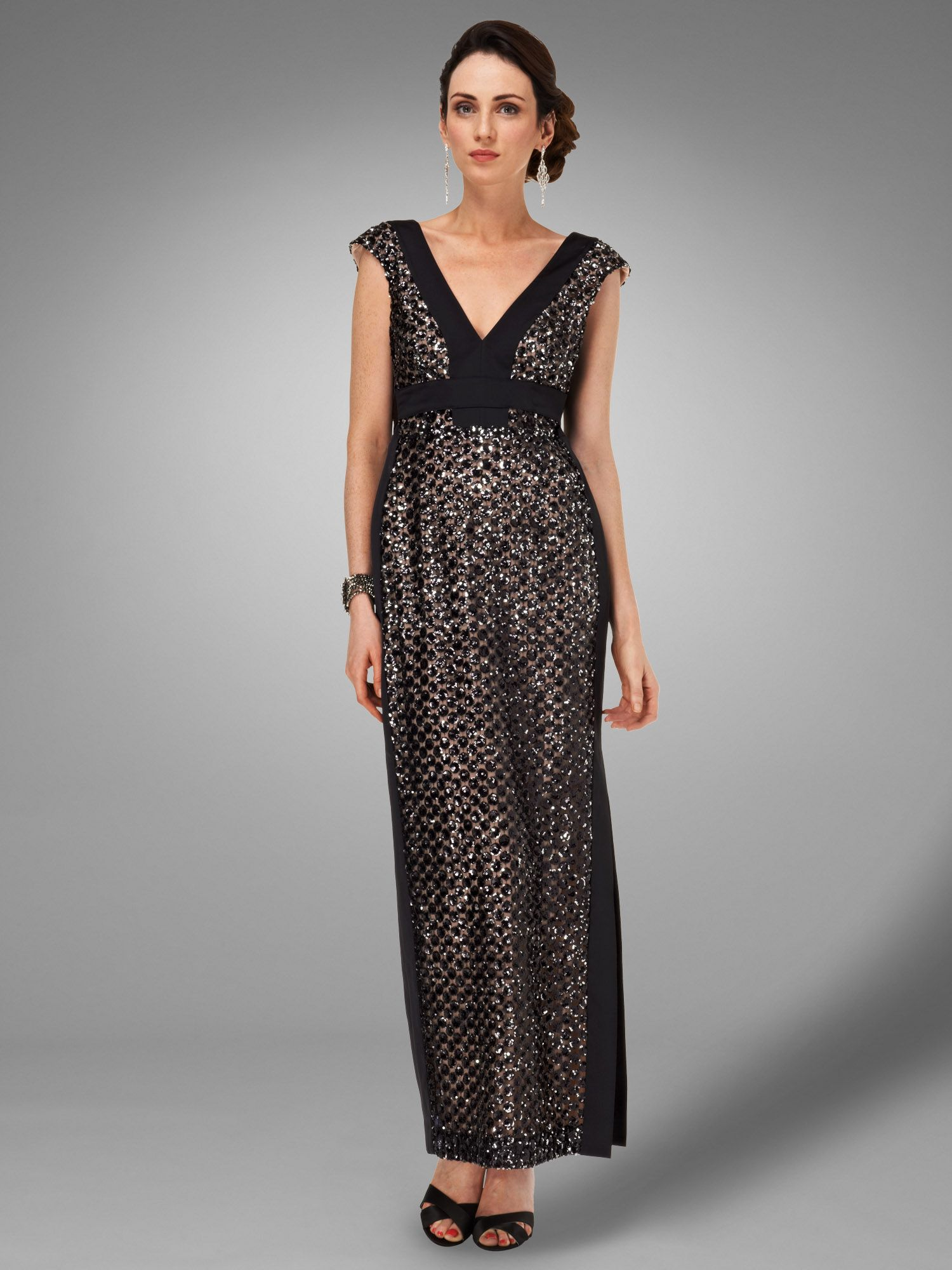 Bloomsbury full length dress