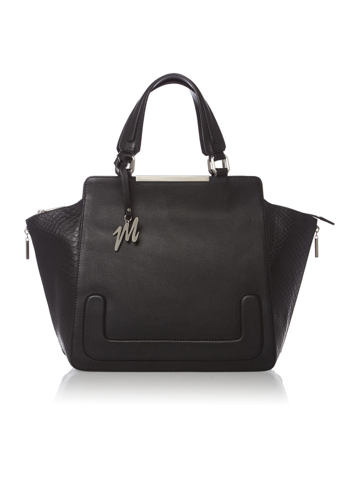 Billie winged tote bag
