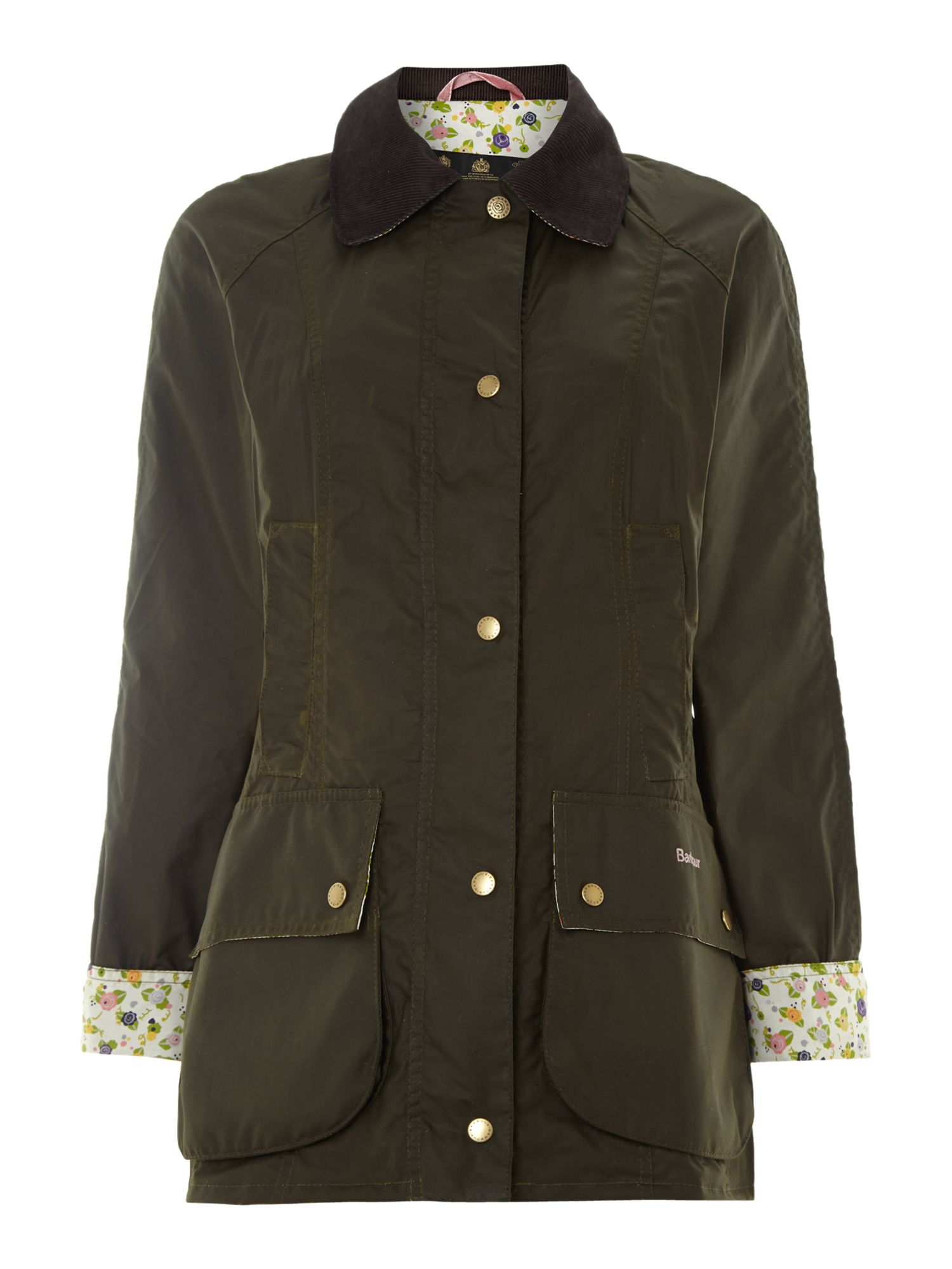 Hope Beadnell Wax Jacket