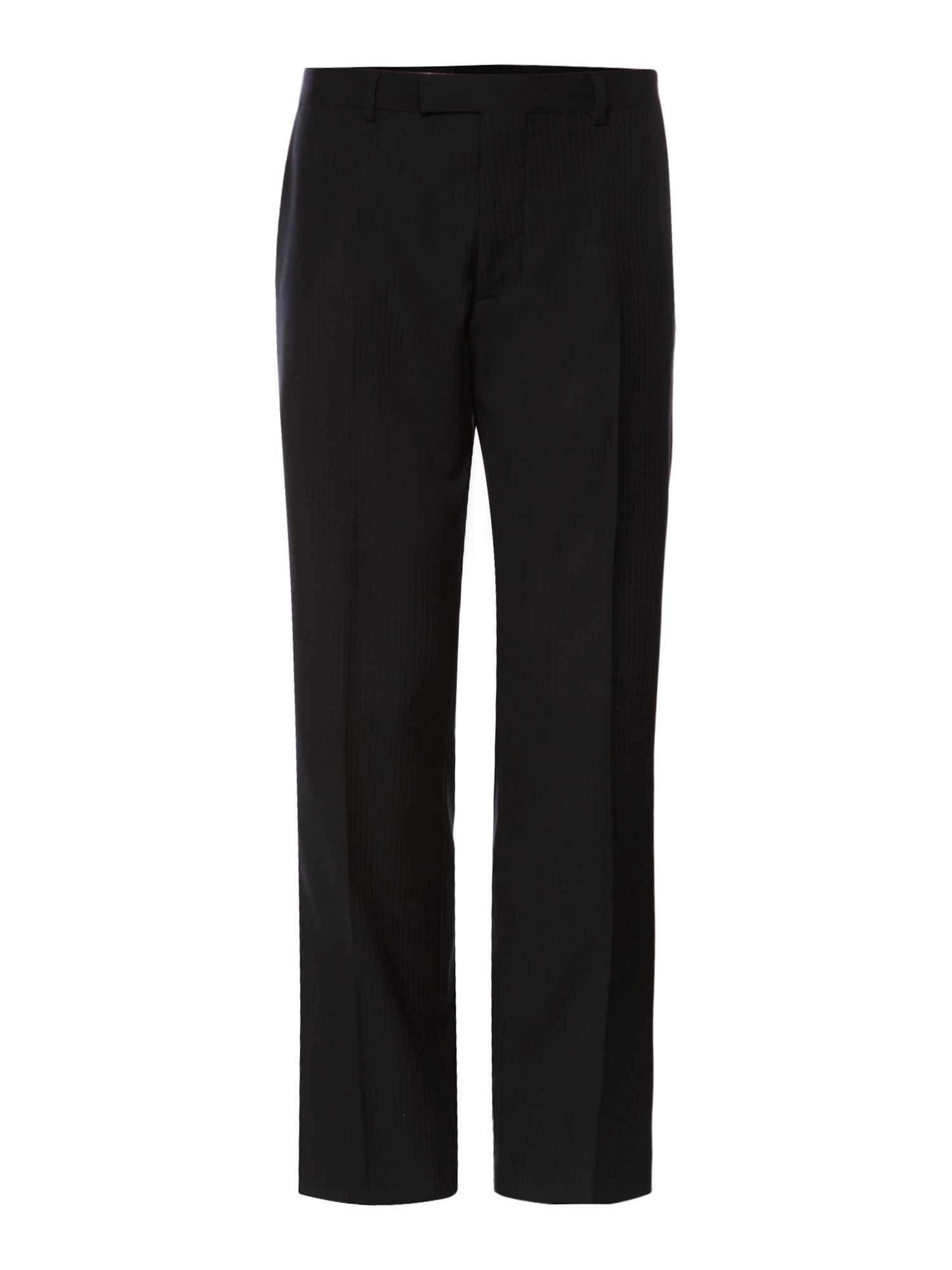 Prospect Textured Fine Stripe Suit Trouser