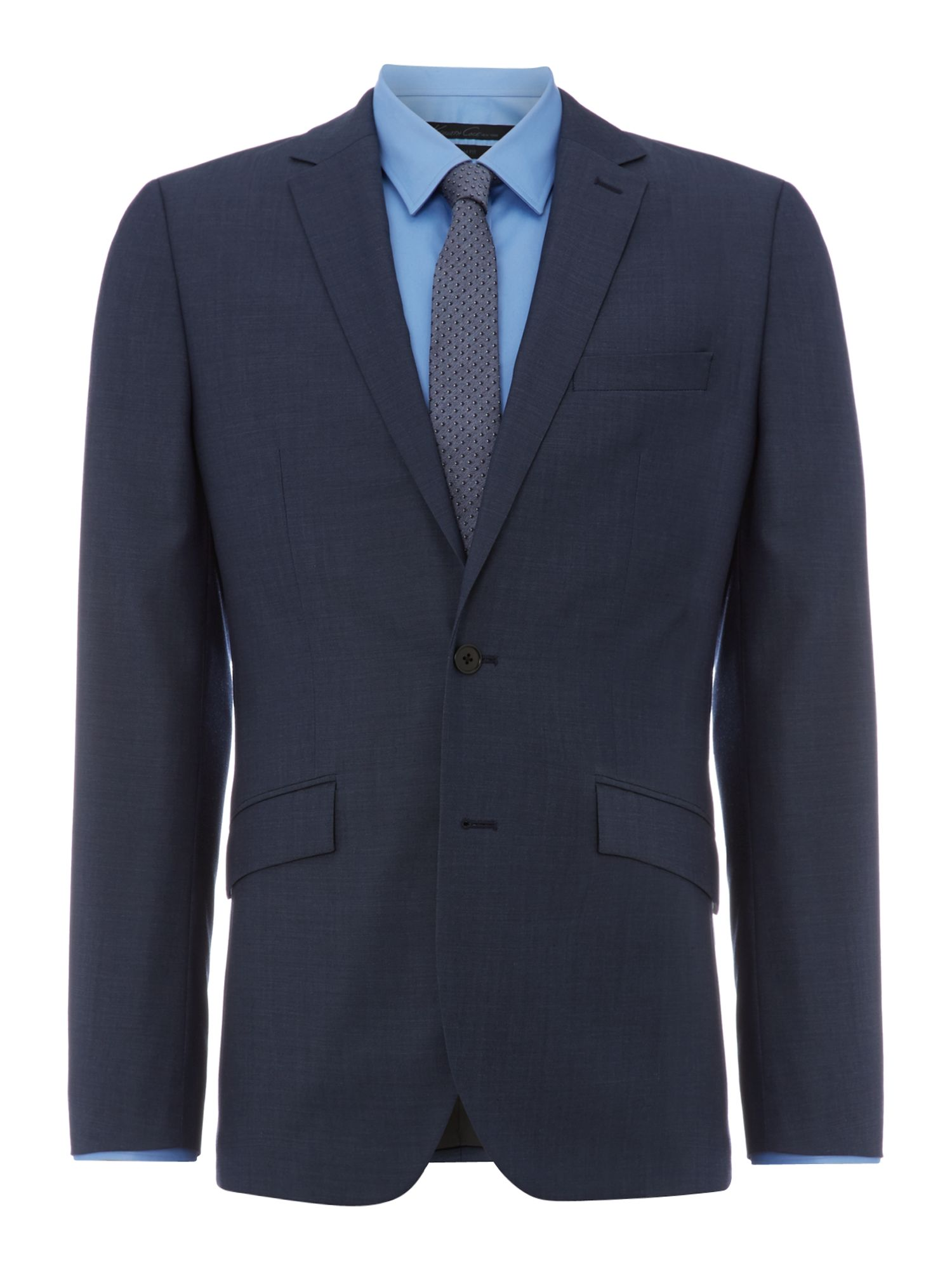 Byram Twill Travel Suit Jacket