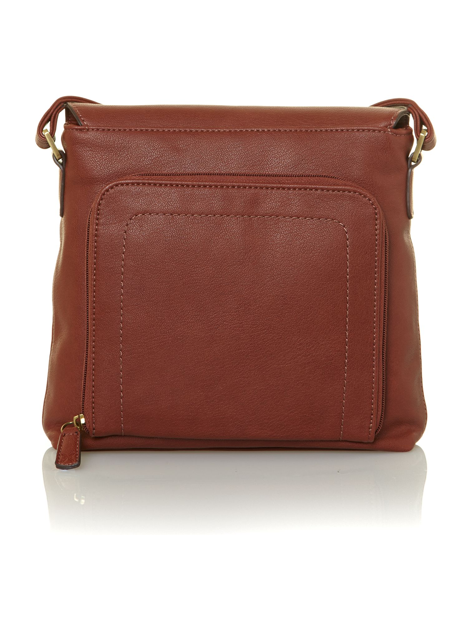 Rosie brown cross body bag